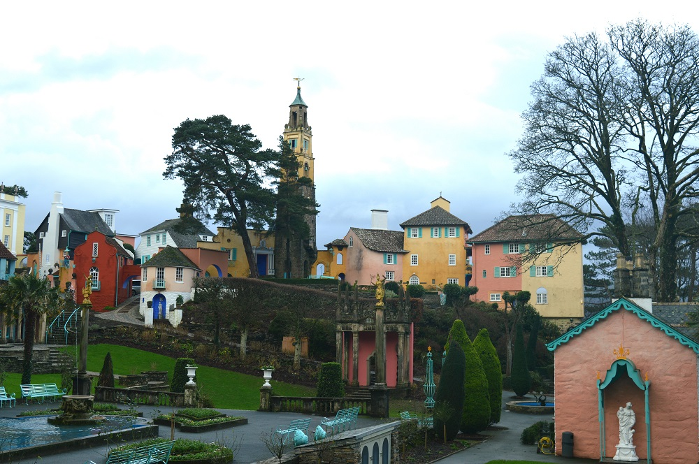 Places to stay: Portmeirion village, Snowdonia