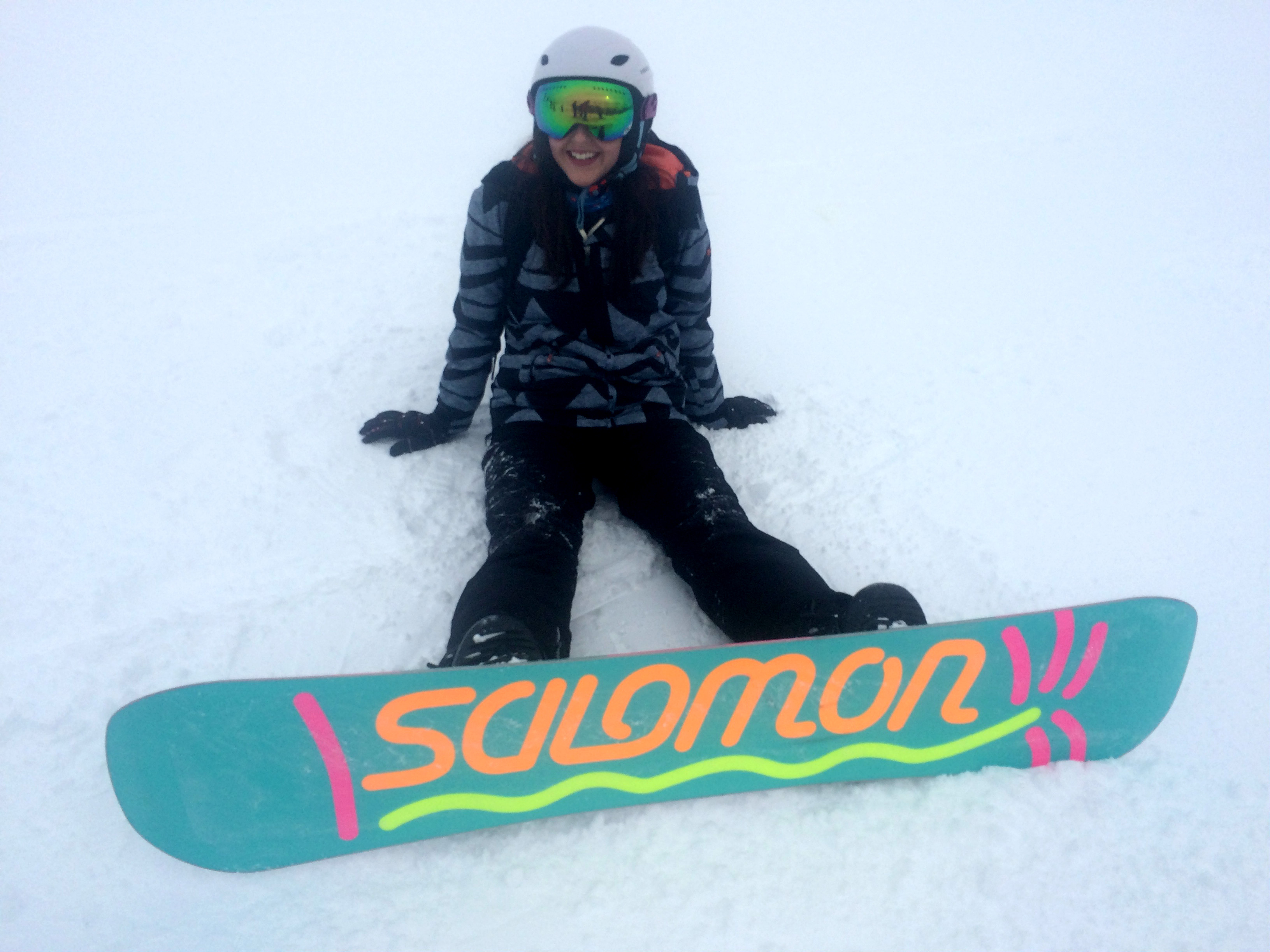 Skiing in St Anton am Arlberg with GO SKI GO BOARD and #ThisGirlCan