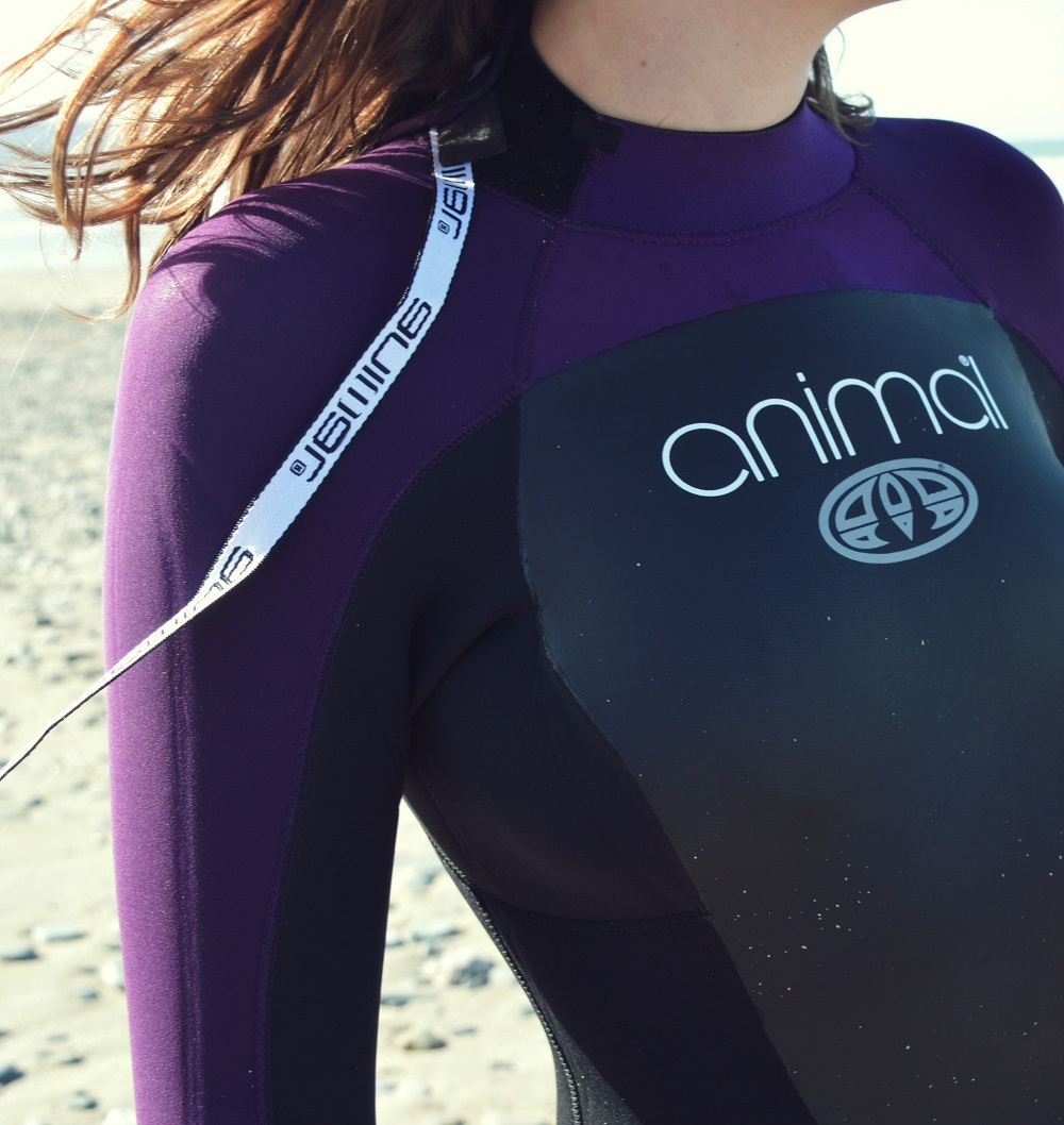 Review: Animal Amp 5/4/3 wetsuit