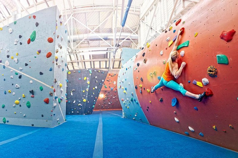 10 best UK climbing walls