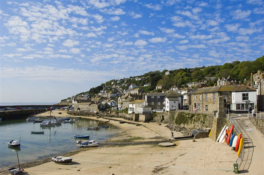 Five of the best campsites in Cornwall