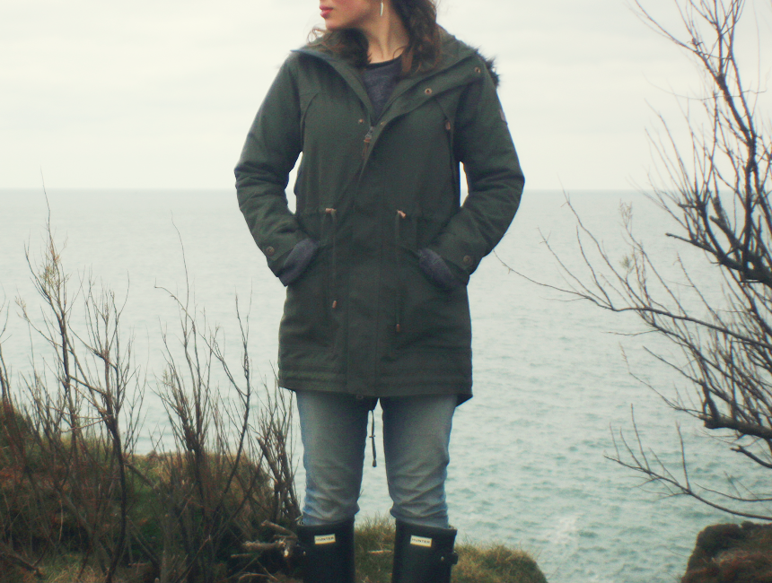 Berghaus Ancroft parka review The Girl Outdoors