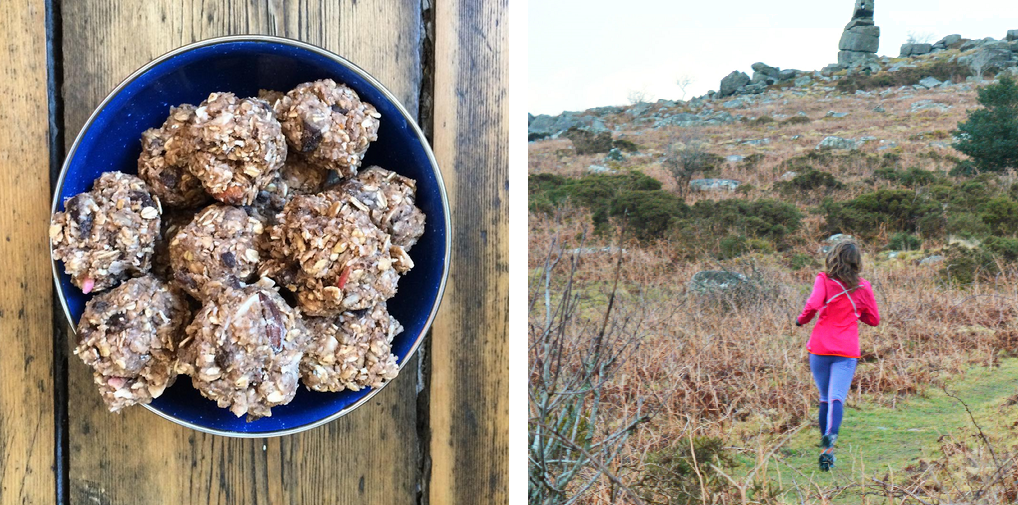 Recipe: No bake protein energy balls