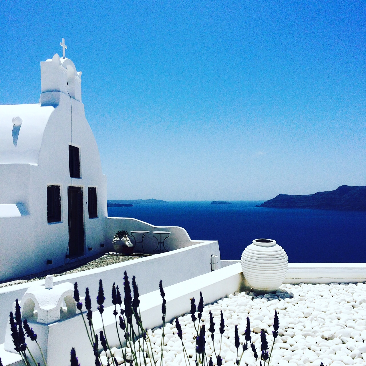Eight things to do on Santorini