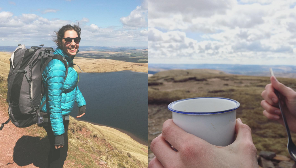 A hike through the Brecon Beacons with JT Expeditions - how to go multi day hiking top tips