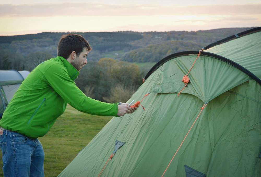 COMPETITION: Win a Coleman Bering 4 man tent from Outdoor World Direct