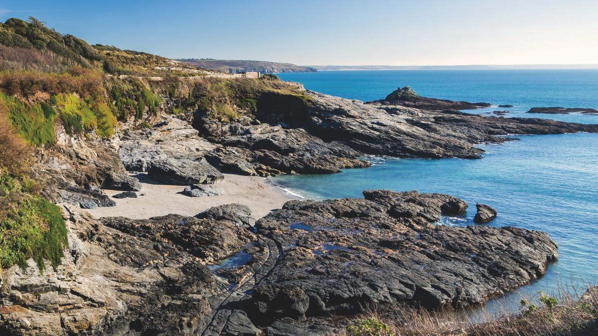 The pirates of Prussia Cove, Cornwall in Countryfile Magazine