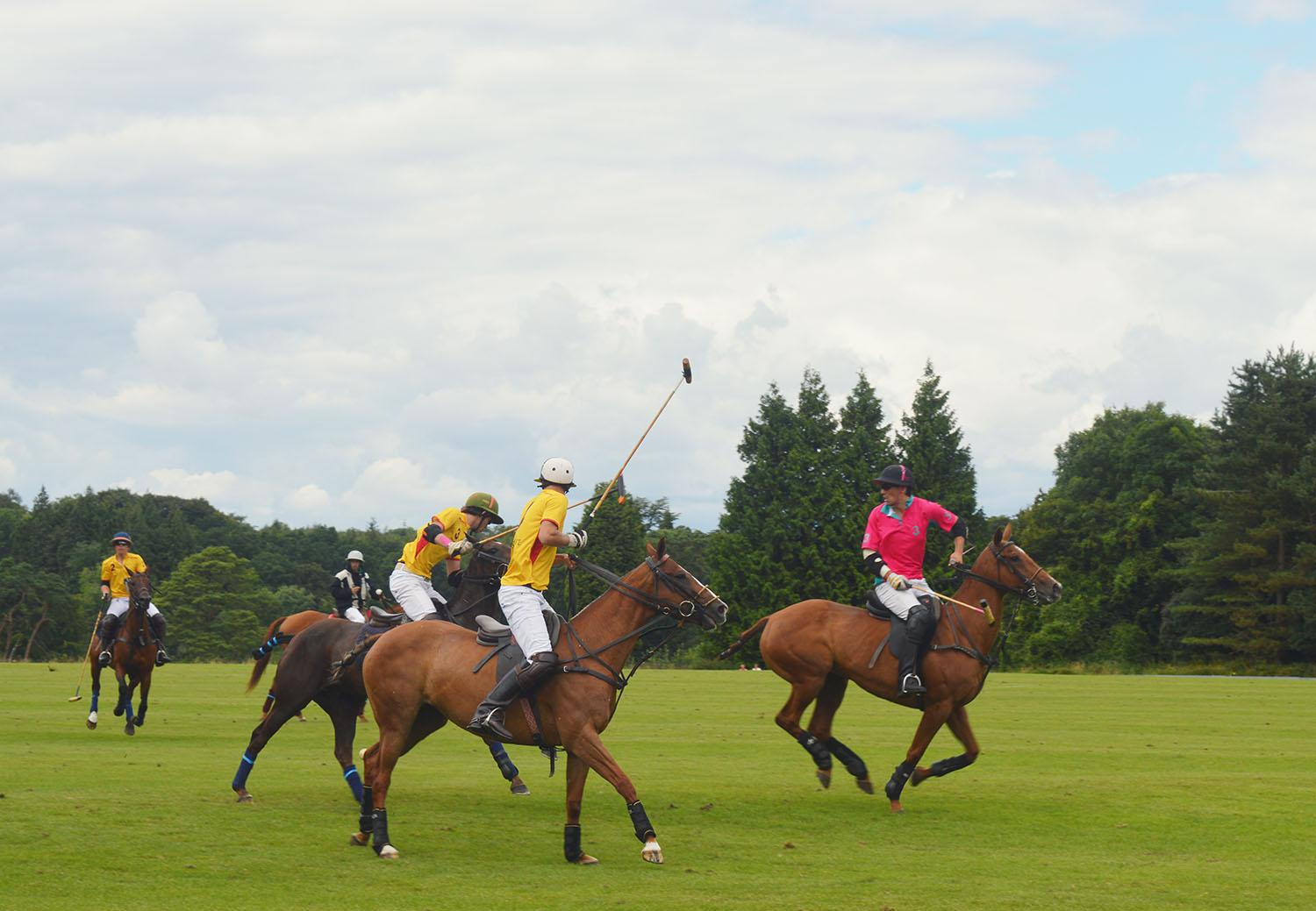 review Cirencester Polo club