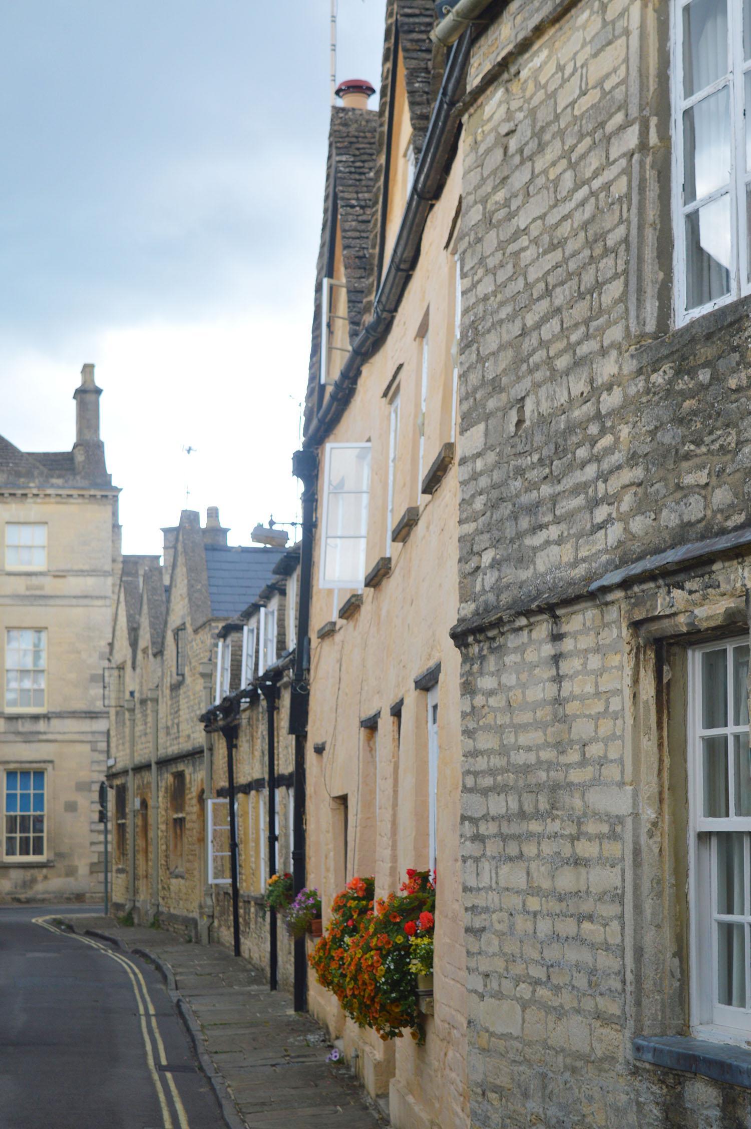 Exploring Cirencester