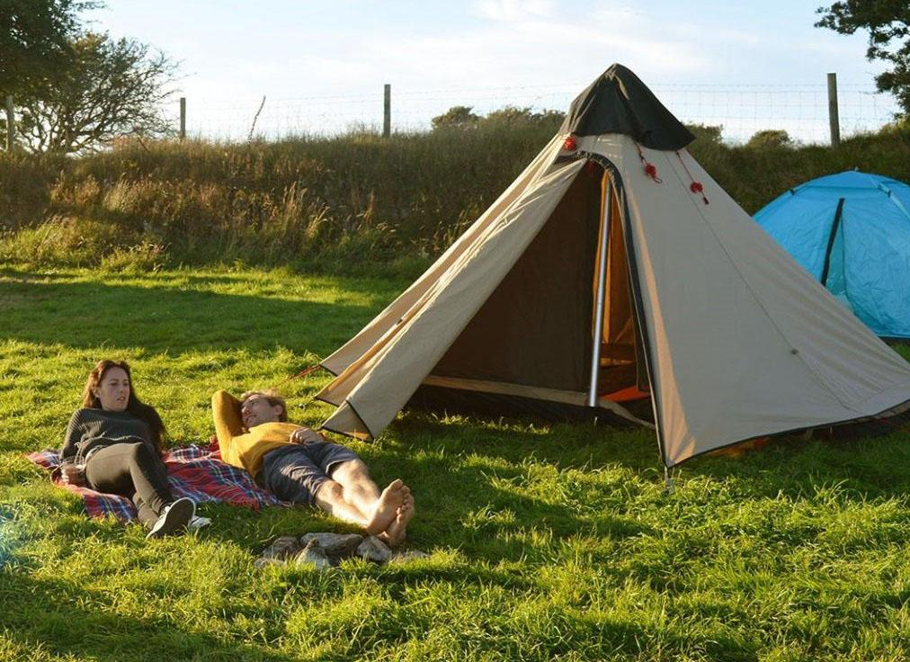 & Review: Robens Fairbanks Tipi tent from Outdoor World Direct