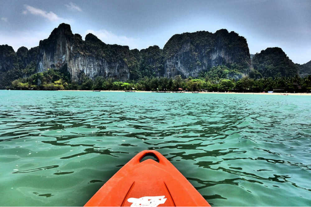Image by jasonbkk, used under Creative Commons license (CC BY 2.0) - Active adventures in Thailand