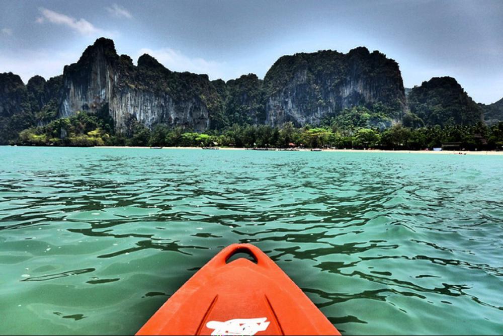 Four active adventures in Thailand