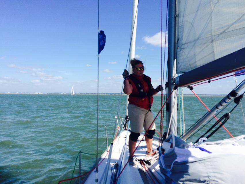 Sailing Cowes Week with Sunsail