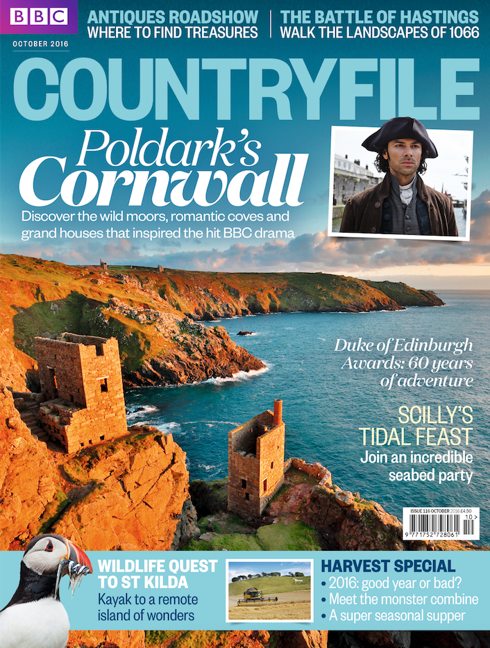 Guide to Poldark's Cornwall