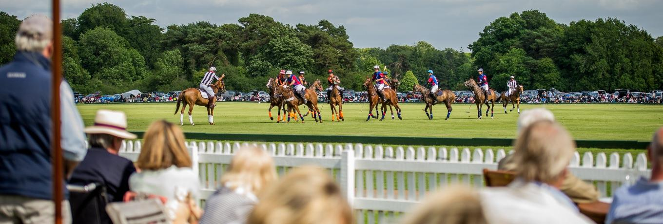 Image via Cirencester Park Polo