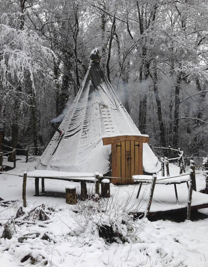 cosy winter escapes UK