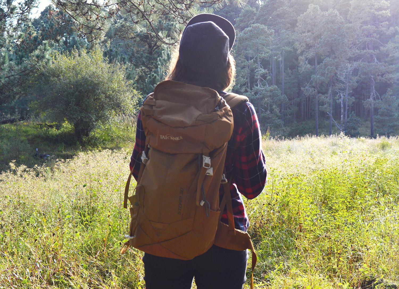 Review Tatonka Storm backpack