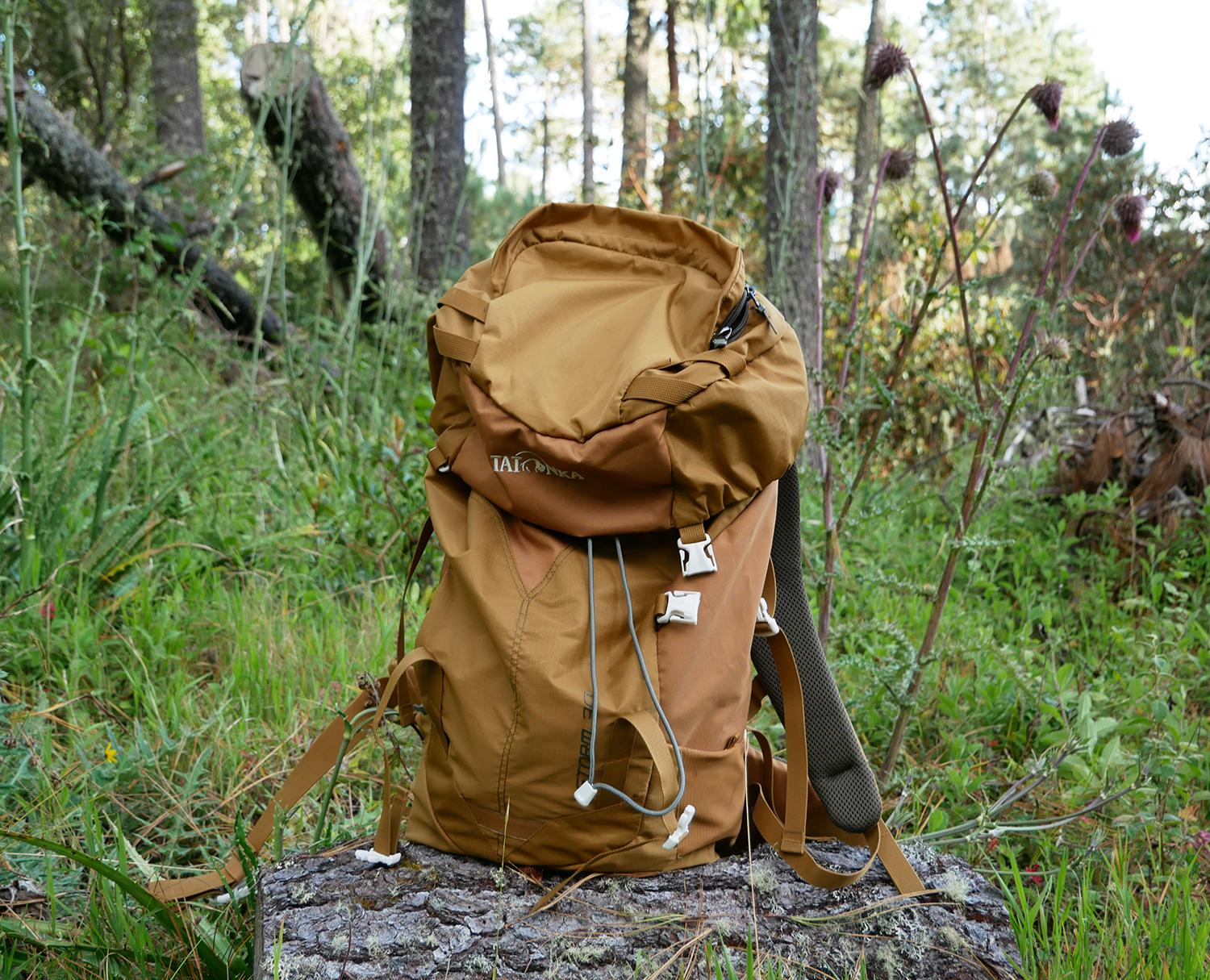 Review Tatonka Storm backpack