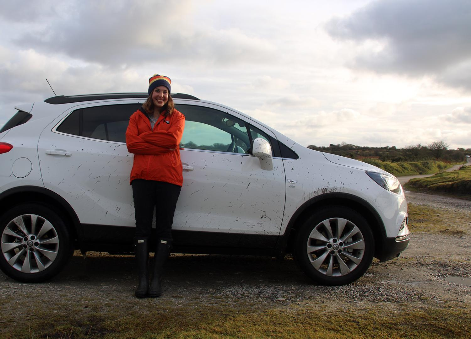 Off-road adventures in the Vauxhall MOKKA X