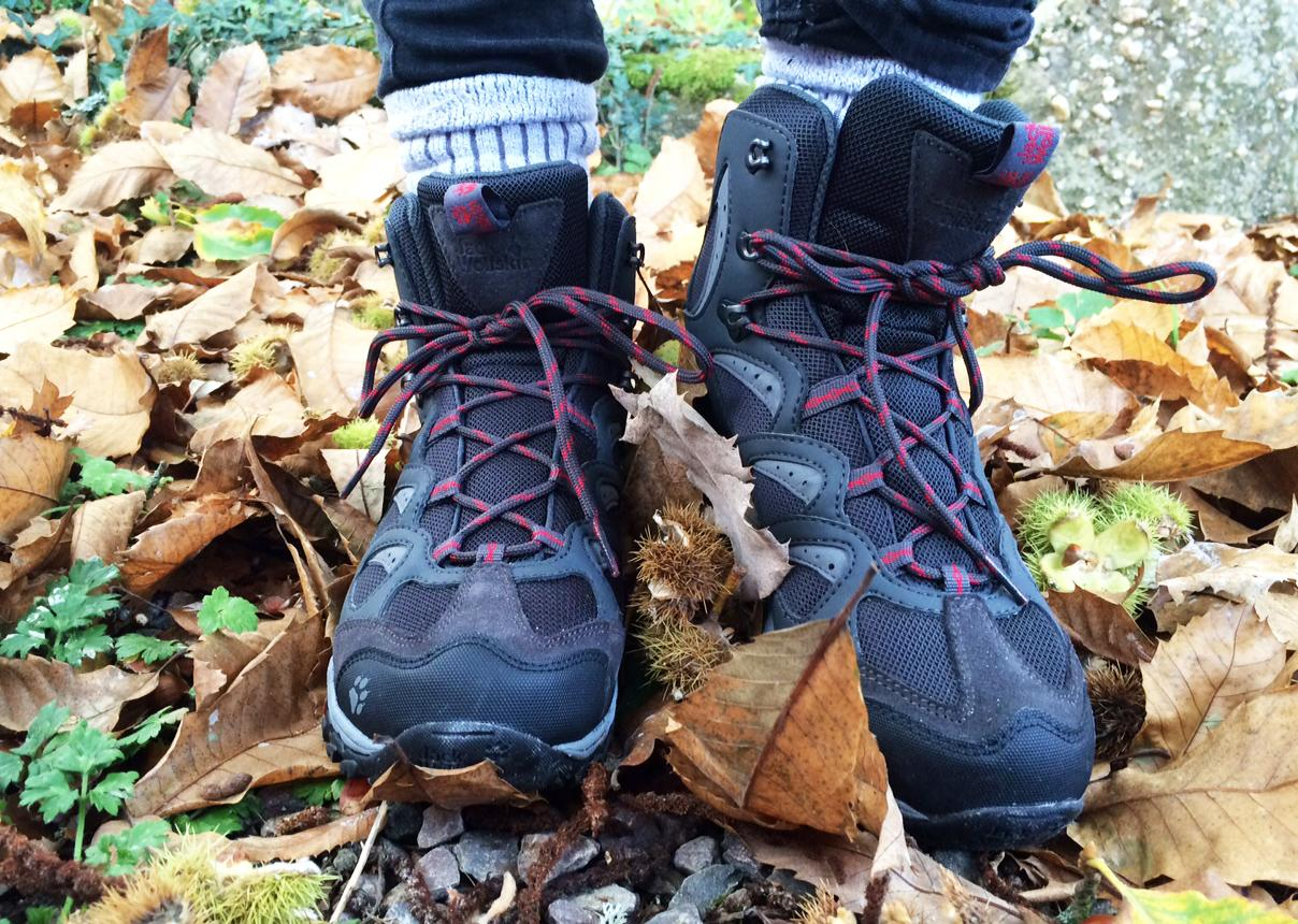 Review: Jack Wolfskin MTN Storm hiking boots from Cotswold Outdoor