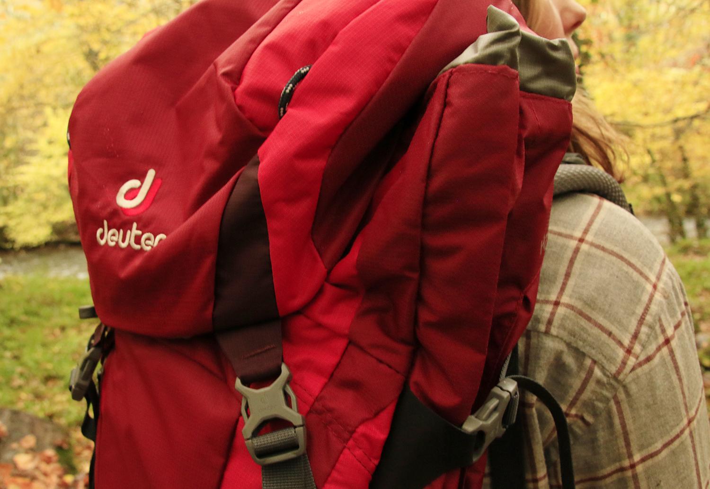 Deuter Futura Vario review | best trekking backpack