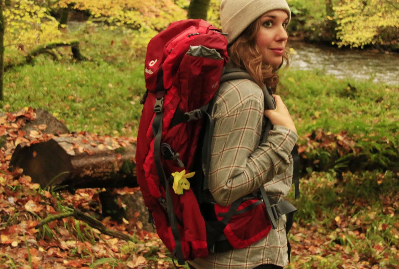 Deuter Futura Vario review | best trekking backpack The Girl Outdoors