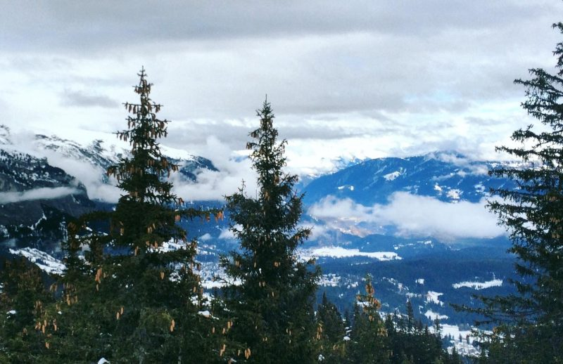 Girl's guide to Laax, Switzerland