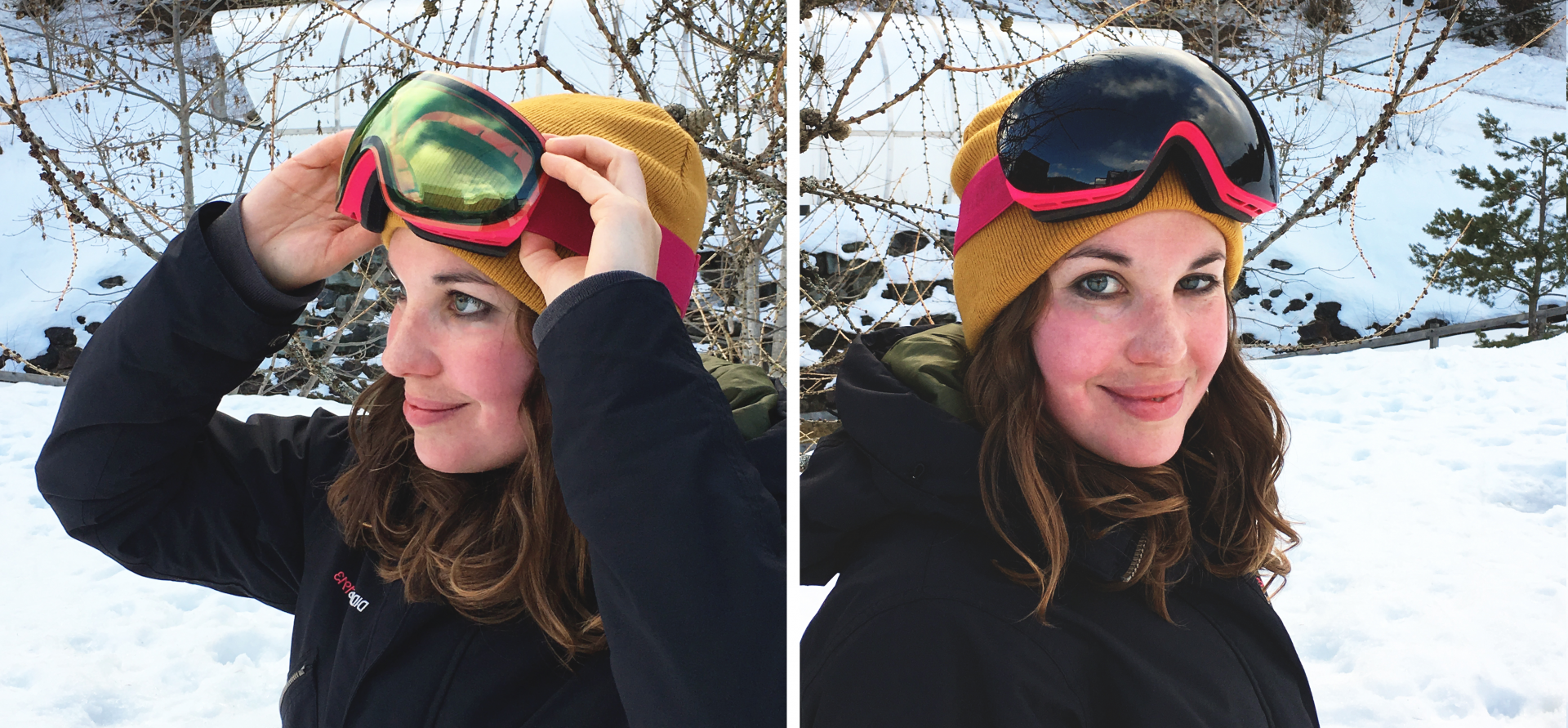 Review: Electric EG3.5 Ski Goggles from The Board Basement