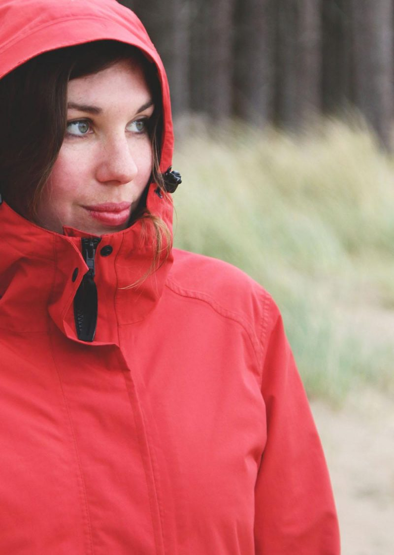 Review: Finisterre Litus waterproof jacket