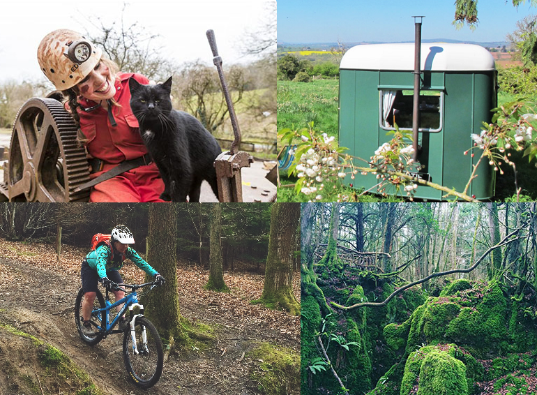 The outdoorsy girl's guide to the Forest of Dean