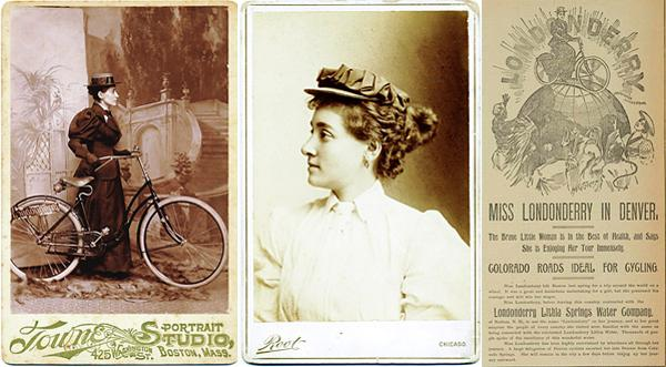 Image via Travelettes -badass cycling women