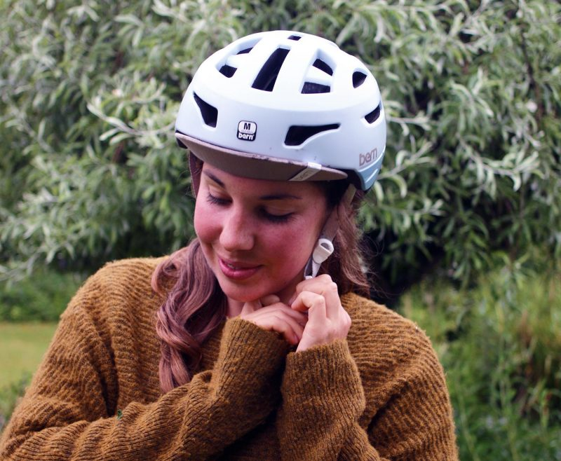 Bern Parker cycling helmet review