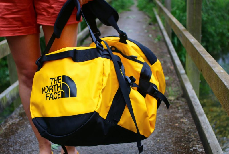 Review North Face Base Camp duffel bag