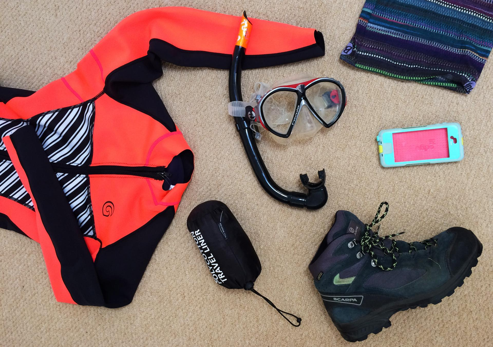 Video: My essential kit for adventure travel