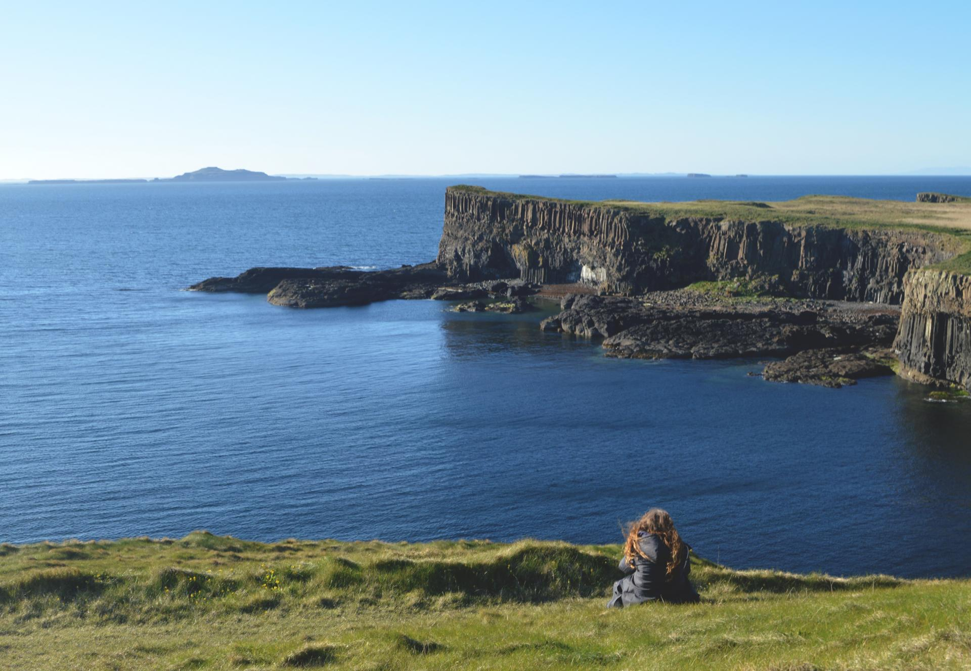 Scottish islands travel blog - island hopping inner Hebrides