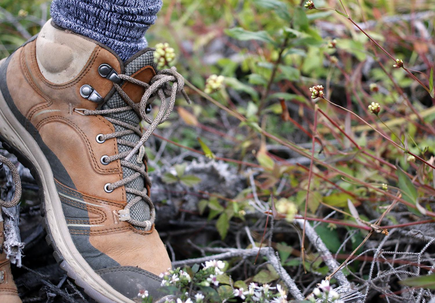 Review: Keen Terradora leather hiking boots