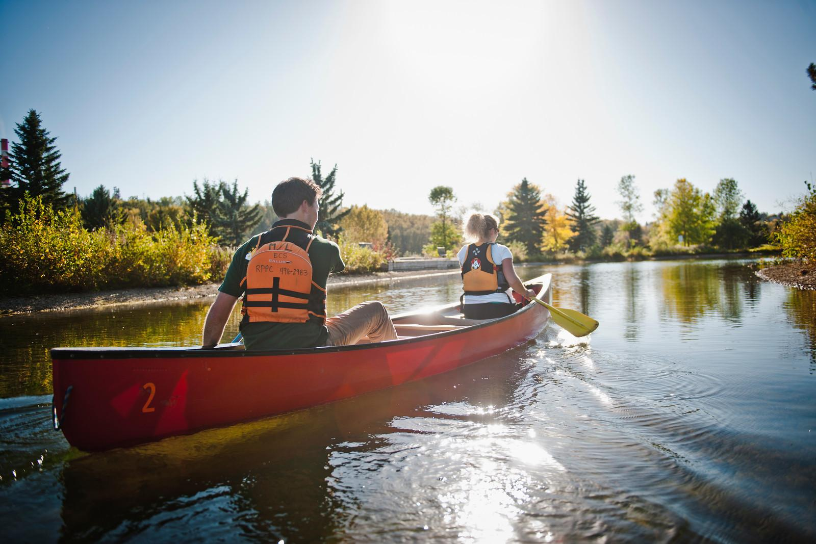 The active girl's guide to Edmonton, Alberta