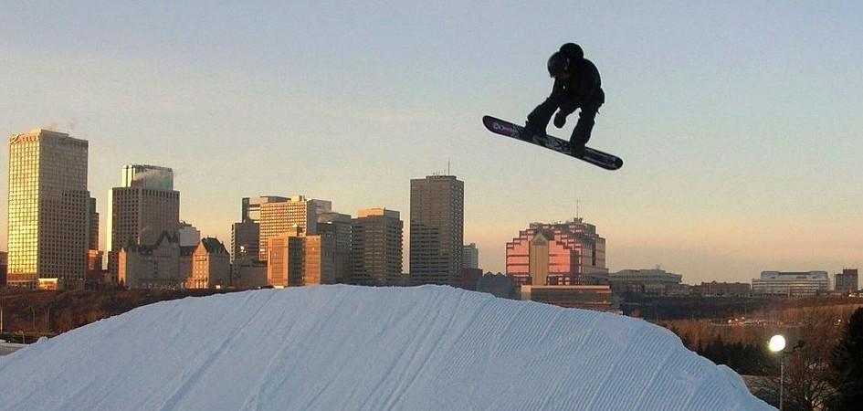 Active Guide to Edmonton Alberta