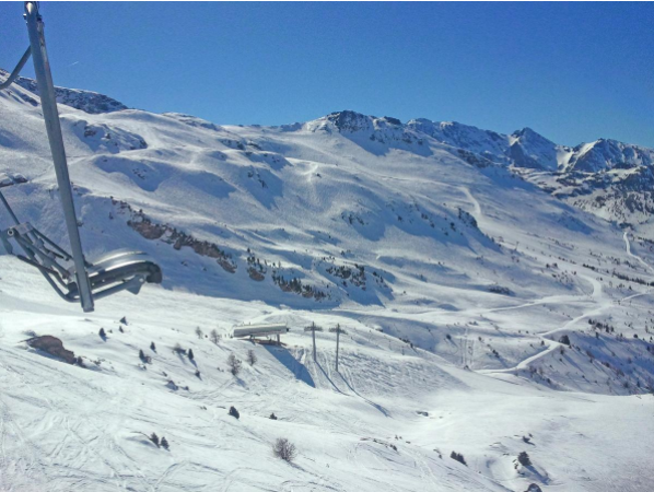 The best ski resorts in France for beginners