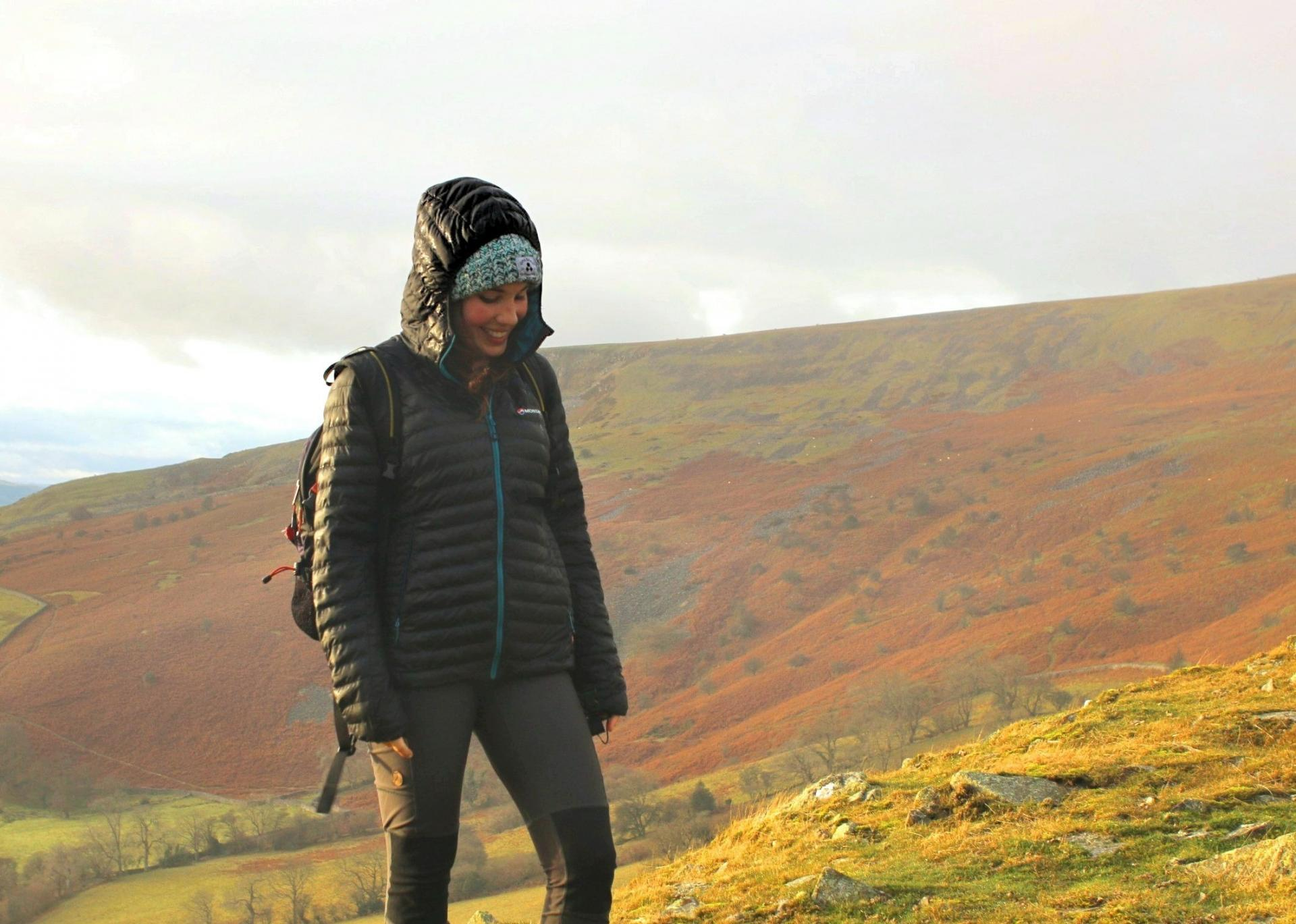 Review Montane Phoenix down jacket