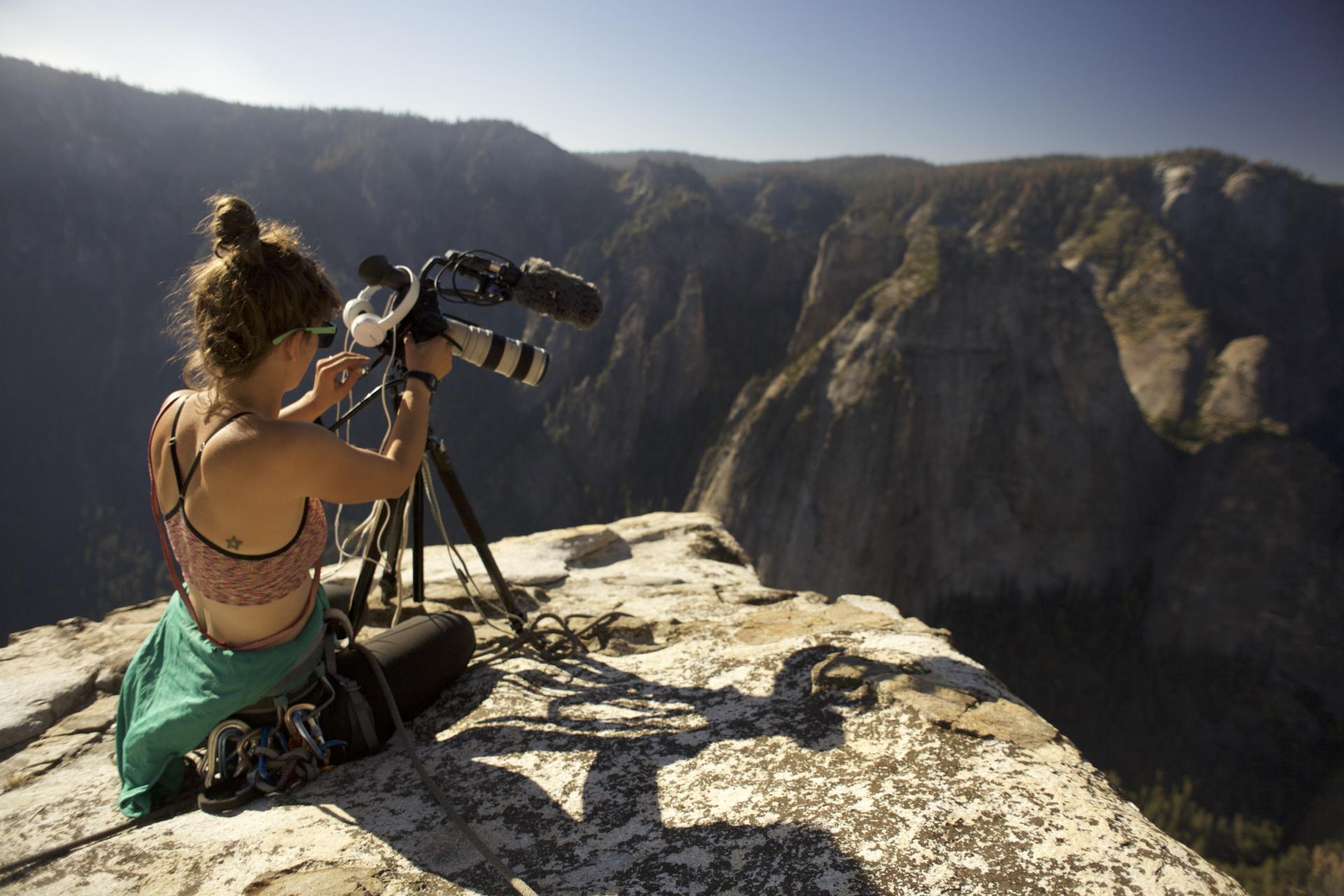 Interview: adventurous filmmaker Jen Randall