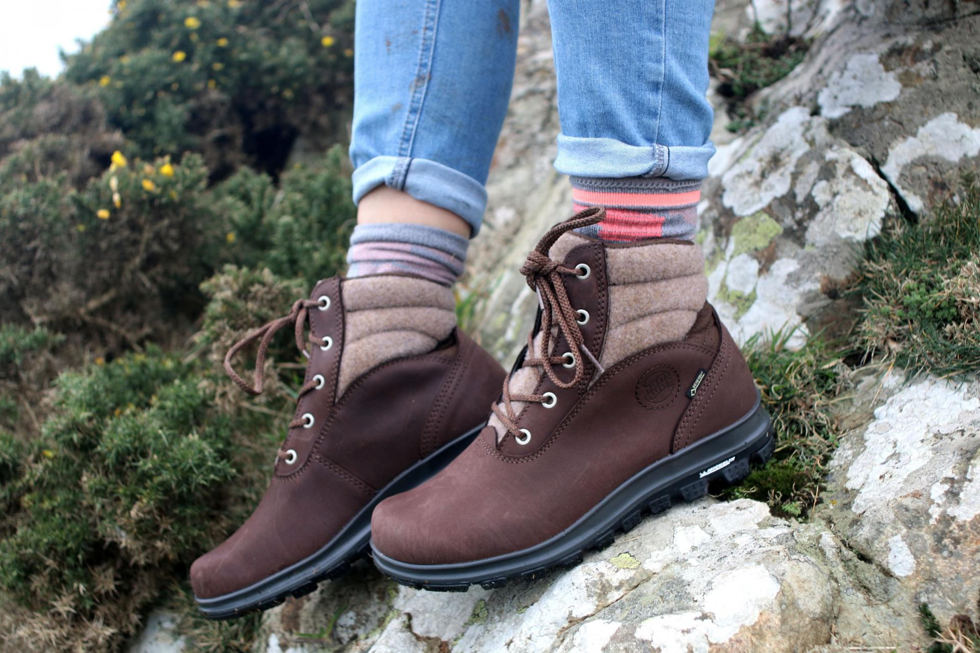 Review Hanwag Aotea boots