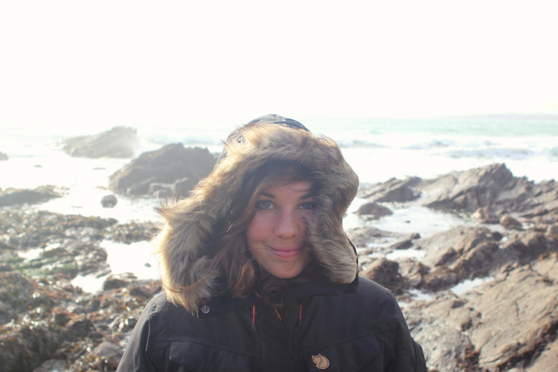 Fjallraven Nuuk parka review The Girl Outdoors