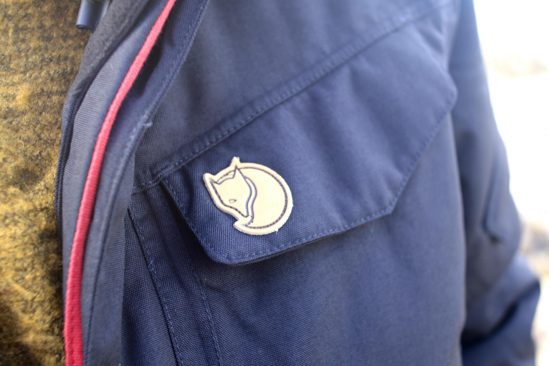 Fjallraven Nuuk parka review