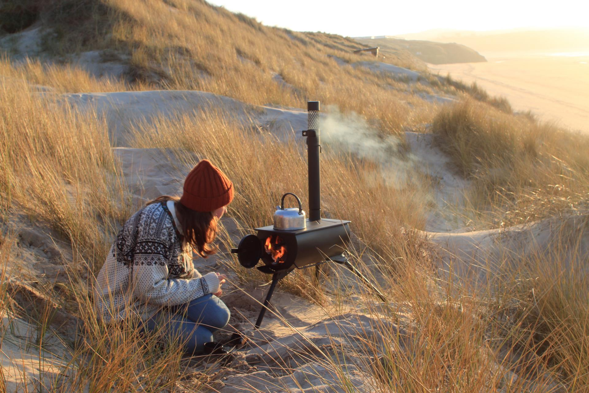 Anevay Frontier stove The Girl Outdoors