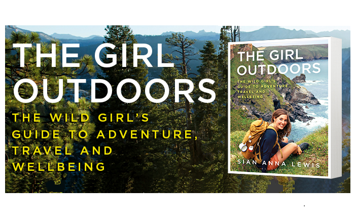 The Girl Outdoors book by Sian Lewis