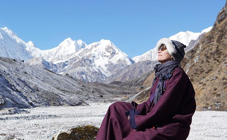 Interview: Epic Elise Wortley treks the Himalayas