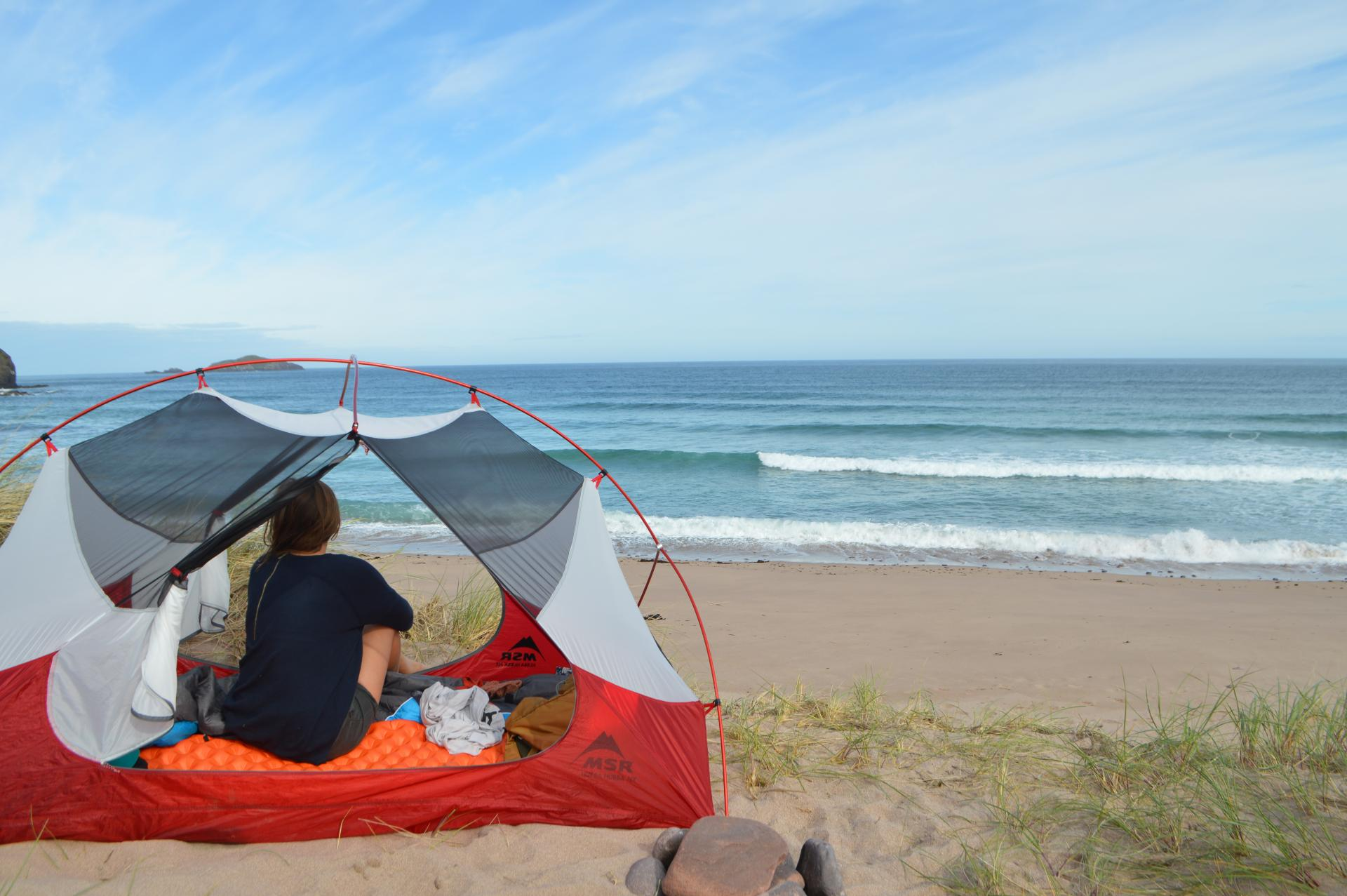 Review: the MSR Hubba Hubba two-man tent