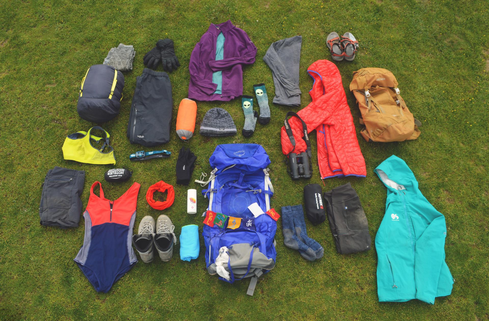 How to pack for the Himalayas, a trekking packing guide