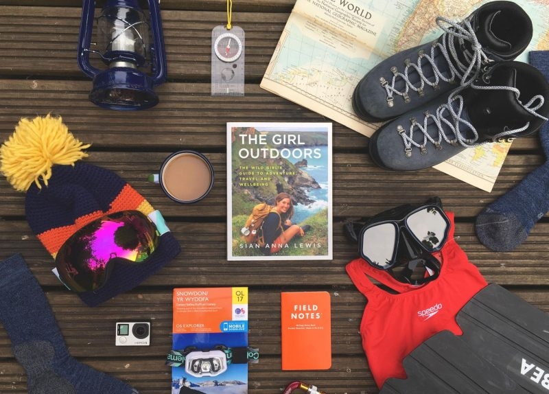 How to get your mitts on a signed copy of The Girl Outdoors